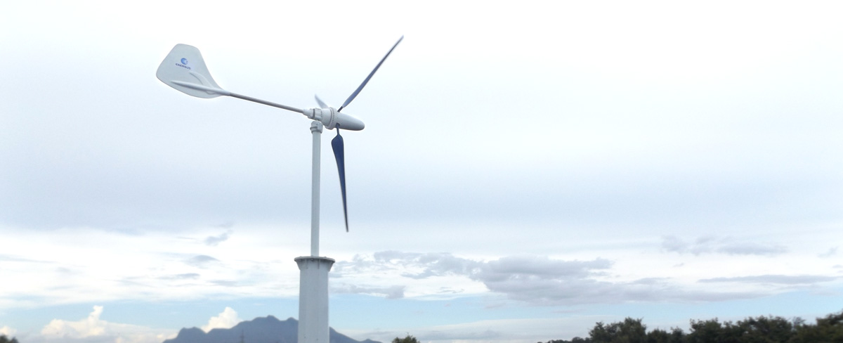 Turbina Eólica Gerar 246 - Enersud Energia Eólica RJ