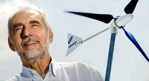 Luiz Cesar Sampaio Enersud Energia Eólica RJ