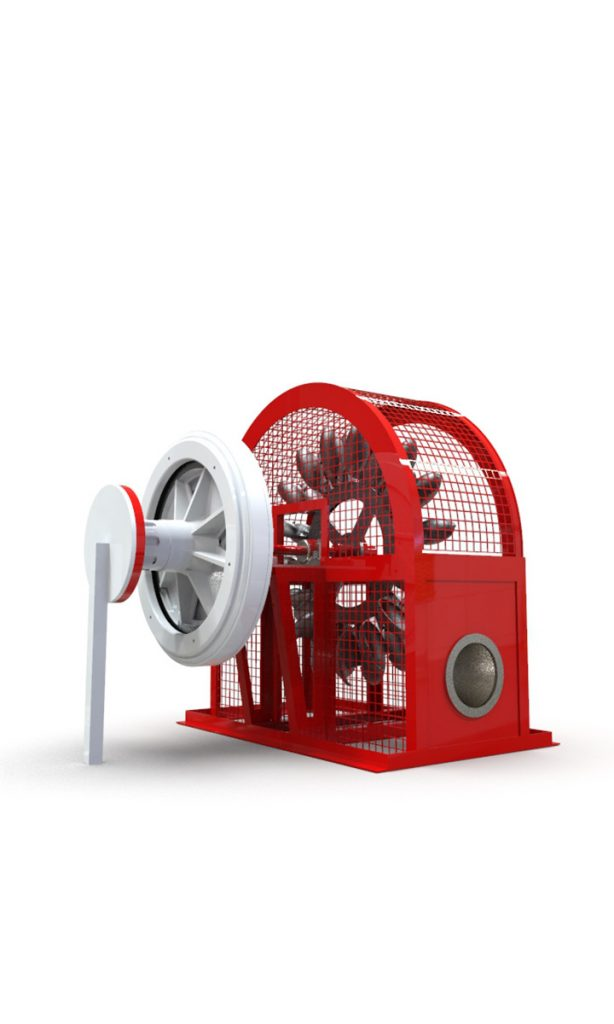 Kit Turbina Pelton Pen 50 - Micro Hidroelétrica Residencial Enersud